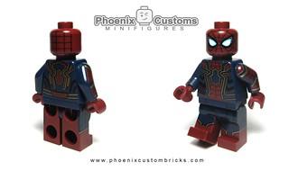 Infinite Arachnid Hero - Available 5/4 - 10 PM Central ST