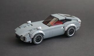 Lego 1967 Toyota 2000GT - 03