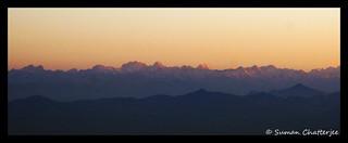 Early morning #4, Kasauli