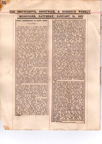 1923: Jan Review 3