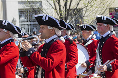 2018 National Cherry Blossom Parade  (462) U.S. Army Old  Guard (smata2) Tags: military washingtondc dc nationscapital cherryblossomfestival cherryblossomfestivalparade parade oldguard fifeanddrumcorps