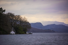 Coniston Water Boathouse (Alexander Jones - Documentary Photography) Tags: documentary landscape lake photography distract cumbria north west england coniston water steam yacht condola nikon d5200