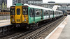455802 (JOHN BRACE) Tags: 1982 brel york built class 455 emu 455802 seen east croydon station southern livery