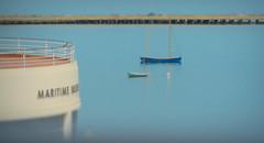 Sail Boat (SPP - Photography) Tags: hydestreetpier costal pacificocean coastline ocean sanfrancisco sanfranciscomaritimenationalhistoricalpark boats costline pacificcoast ruggedcoast california coast