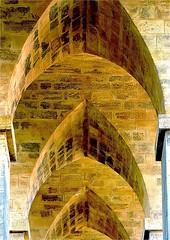 CV 313 (cadayf) Tags: 33 gironde ouvrage work pont bridge eiffel architecture arche