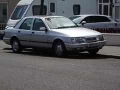 1991 Ford Sierra Sapphire 2.0E Auto (Neil's classics) Tags: vehicle 1991 ford sierra sapphire 20e car