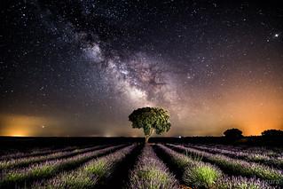 Via Láctea en Brihuega (V1)