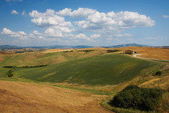 Lajatico in Valdera (Tuscany) (Darea62) Tags: landscape hills countryside nature clouds lajatico valley valdera tuscany country agriculture panorama paesaggio teatrodelsilenzio