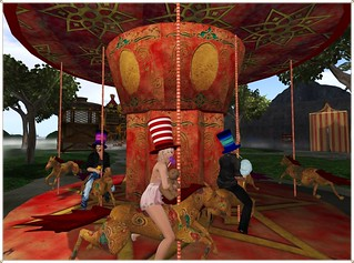Carnival day with Tony and Slifer 1