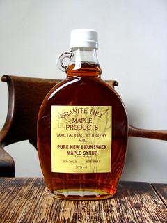 Granite Hill Maple Syrup