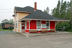 DSC00907 - Musquodoboit Harbour Railway Museum (archer10 (Dennis) 145M Views) Tags: train railway museum sony a6300 ilce6300 18200mm 1650mm mirrorless free freepicture archer10 dennis jarvis dennisgjarvis dennisjarvis iamcanadian novascotia canada musquodoboitharbour railwaymuseum easternshore
