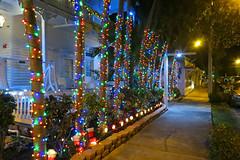 Key West (Florida) Trip 2017 8019Ri 4x6 (edgarandron - Busy!) Tags: florida keys floridakeys keywest house houses buildings christmas lights decorations