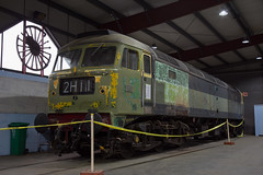 rub down (daveymills37886) Tags: 47192 crewe heritage centre class 47 470