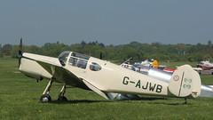 Another Winged Messenger (ƒliçkrwåy) Tags: gajwb miles messenger aircraft whitewaltham aviation