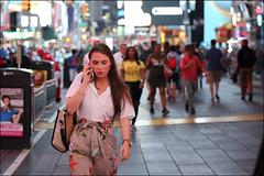 1E0A4275 (dilpriZ) Tags: time square candid beauty feminine lapriz pretty 2018 new york street