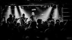 Voidhanger - live in Bielsko-Biała 2018 fot. MNTS Łukasz Miętka_-19