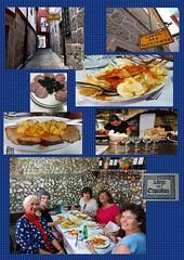 Restaurant Adega Dos Caquinhos (ShambLady) Tags: viela da arrouchela adeaga dos caquinhos minho guimaraes lunch dinner food yummy rua arrochela s paio