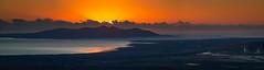 Sunrise over Cape Cleveland (lynamPics) Tags: 5dmkii 70200f4l leefilters longexposure mountains mtstuart sunrise townsville
