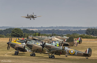 Duxford and Flying Legends