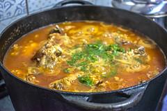 Culinária gaúcha (Steh Monteiro) Tags: rs panambi galinhada comida almoço lunch food tasty yummy nikon colorful rio grande do sul culinária gaúcha d3300 delicious sabor saboro panela cozinha kitchen