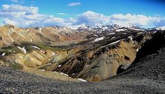 Landmannalaugar (Ásmundur H) Tags: landmannalaugar iceland
