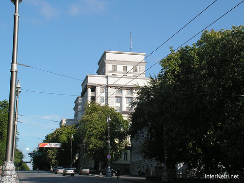 Київ, Будинок уряду, 2005 рік  InterNetri.Net  Ukraine331