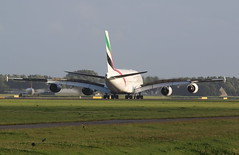 Emirates Airbus A380-800 (AMSfreak17) Tags: amsfreak17 danny de soet canon 70d ams eham amsterdam luchthaven schiphol airport vliegtuigen vliegtuig aircraft airplane jet jetphotos planespotting luchtvaart vertrek aankomst departure arrival spotter planes world of airplanes nederland the netherlands holland europe dutch platform landing approach runway 36l 18r polderbaan a6eda emirates airbus a380800 a380 superjumbo