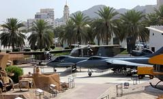 Sultan's Armed Forces Museum (Ken Meegan) Tags: aircraftdisplay royalomanairforce sultansarmedforcesmuseum baitalfalajfort muscat 1932018 preserved museum oman