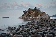 Whytecliff Park Sunrise (Fallen Archer) Tags: sunrise westvancouver longexposure landscape ocean rocks georgiastraight whytecliffpark