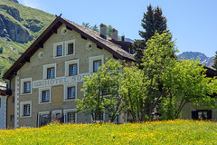 Hotel Sonne (Bephep2010) Tags: 2017 77 alpen alpha baum berg engadin fex fextal frühling graubünden grisons slta77v schweiz silsimengadin sonne sony switzerland tal valfex wiese alps blooming blühend hotel meadow mountain spring tree valley silsimengadinsegl ch