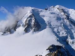 le mont blanc (Papy.Ra) Tags: alpes montblanc snow neige glacier chamonix worldshotz