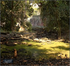 Angkor, Preah Khan Pond 20180203_134541 DSCN2743 (CanadaGood) Tags: asia seasia asean cambodia siemreap angkor khmer preahkhan temple tree pond archaeology canadagood 2018 thisdecade color colour best