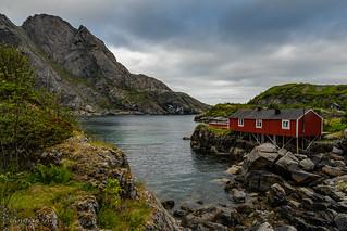 Rorbu, Nusfjord (Norway)
