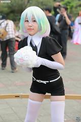 20180304_CWT48_D2_043 (Haidi.Photography) Tags: cwt48 coser cosplayer 台灣同人誌販售會 宝石の国 寶石之國