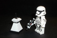 First Order Sentry Droid