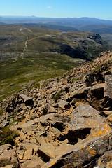 Cradle Mountain Summit Walk (Caleb McElrea) Tags: cradlemountainlakestclairnationalpark cradlemountain unesco worldheritagesite tasmaniansouthwestwilderness tasmania wilderness