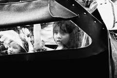 Dungaw (Meljoe San Diego) Tags: meljoesandiego ricoh grd4 grdiv streetphotography window children candid monochrome philippines