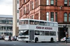 Preserved Ford's of Althorne C105 CHM | Renfield St, Glasgow (Strathclyder) Tags: fords althorne leyland olympian onlxb1rh ecw c105chm c105 chm renfield street glasgow scotland londontransport london transport lt l105 selkent stagecoachselkent ensignbus