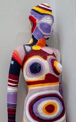 Body Crochet...(Explore...thanks) (Lady Haddon) Tags: irynahauska crochet body rasummerexhibition summerexhibition 2018 summerexhibition2018 royalacademy