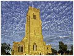 Blythburgh church (Mirrorless for me) Tags: church suffolk goldenhour olympus olympusem1 olly lightroom adobe nik photoshop processing blythburgh