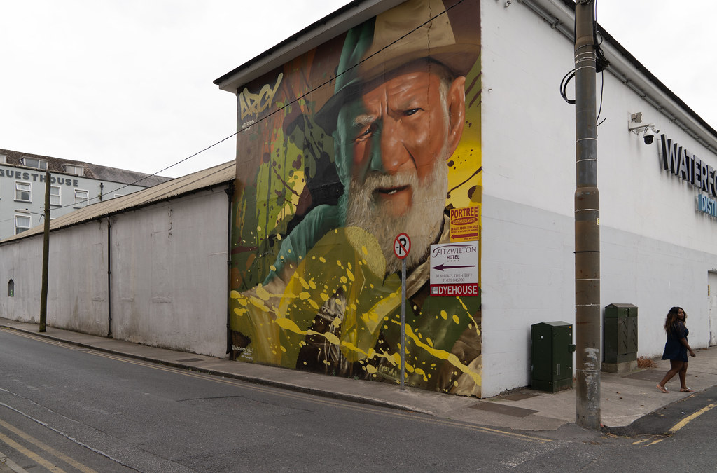 EXAMPLES OF STREET ART [URBAN CULTURE IN WATERFORD CITY]-142317