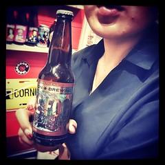 Ice Fog by Yukon Brewery from Canada #beer #beerstagram #craftbeer #happyhour (akko_exp) Tags: ifttt instagram