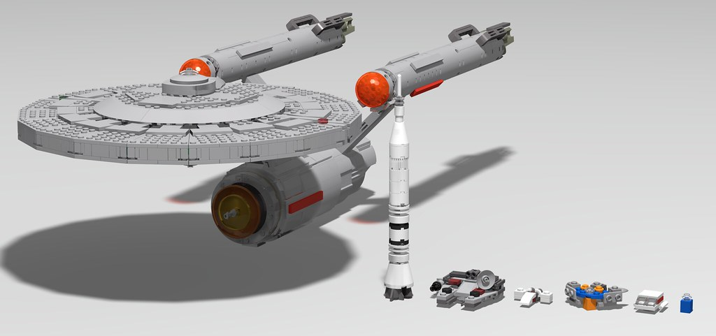 The Worlds Newest Photos Of Enterprise And Lego Flickr Hive Mind