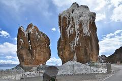Scene along the Tashi Dor kora, Lake Namtso, Tibet (5) (Prof. Mortel) Tags: tibet lake namtso