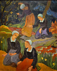 Paul Serusier - Four Breton Girls in the Forest, 1892 at National Museum of Western Art - Tokyo Japan (mbell1975) Tags: taitōku tōkyōto japan jp paul serusier four breton girls forest 1892 national museum western art tokyo museo musée musee muzeum museu musum müze museet finearts fine arts gallery gallerie beauxarts beaux galleria painting nmwa impression impressionist impressionism french