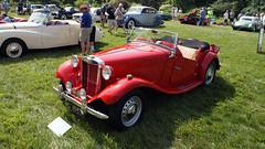 1953 MG TD (Frankleton Foto) Tags: 1953 mg td cars