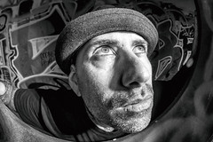 Sly Vegas (Thomas Hawk) Tags: america bayarea california cossonhall sf sagehall sanfrancisco slyvegas starburst treasureisland usa unitedstates unitedstatesofamerica westcoast abandoned decay graffiti fav10 fav25 fav50