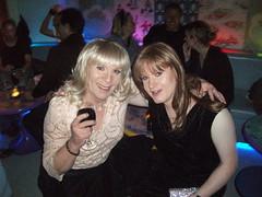 Clubbing (rachel cole 121) Tags: tv transvestites transgendered tgirls crossdressers cd
