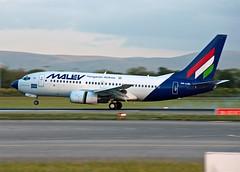 HA-LOL Boeing 737-7Q8 (Irish251) Tags: malev dub eidw dublin ireland airport boeing b737