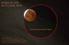 Eclipse de lune 20180727 (frankastro) Tags: eclipse moon lune astronomy astronomie astrophotography nuit night
